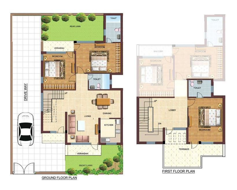 Need house plan for your 40 feet by 60 feet plot don 39 t for Select house plans