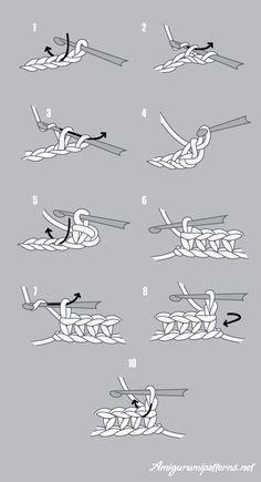 Single Crochet Instructions Tapestry Crochet Crochet Knit