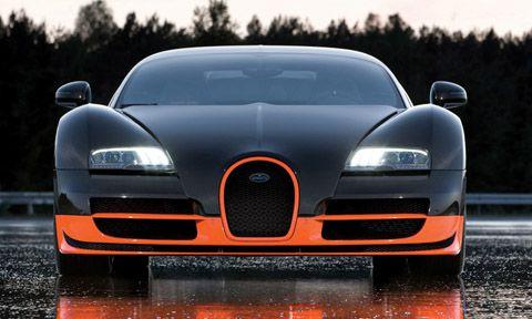 2010 Bugatti Veyron 164 Super Sport Mopars Strokers Smoke
