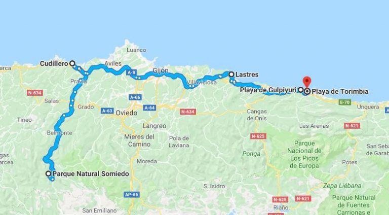 Pueblos Costeros De Asturias Cerca De Gijón Caracol Viajero Playas De Asturias Gijon Asturias Turismo