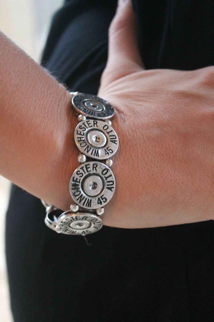 Simply Southern Bracelet: Silver - Off the Racks Boutique