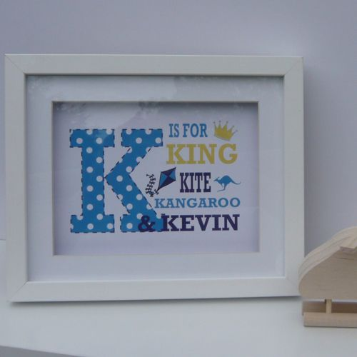 Personalised Embroidered Gifts for All Occasions, Custom Keepsake Gifts.