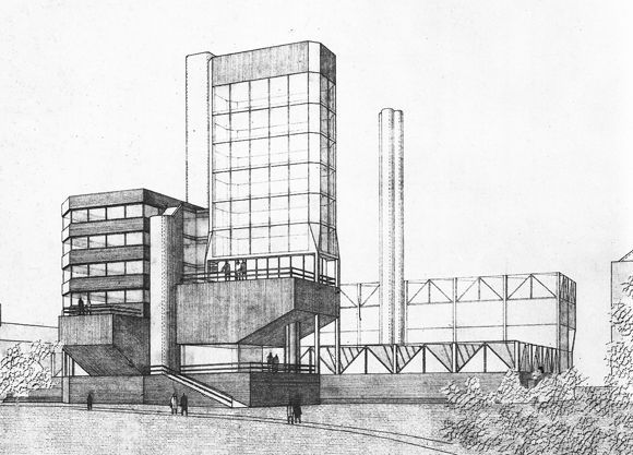 Leicester University Faculty Of Engineering Plan Google James Stirling Pinterest