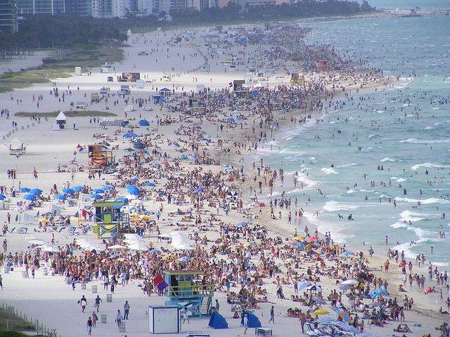 Spring Break Miami Beach
