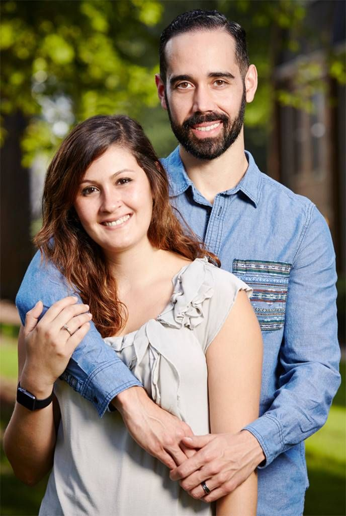 Samantha Role & Neil Bowlus from Married at First Sight ...