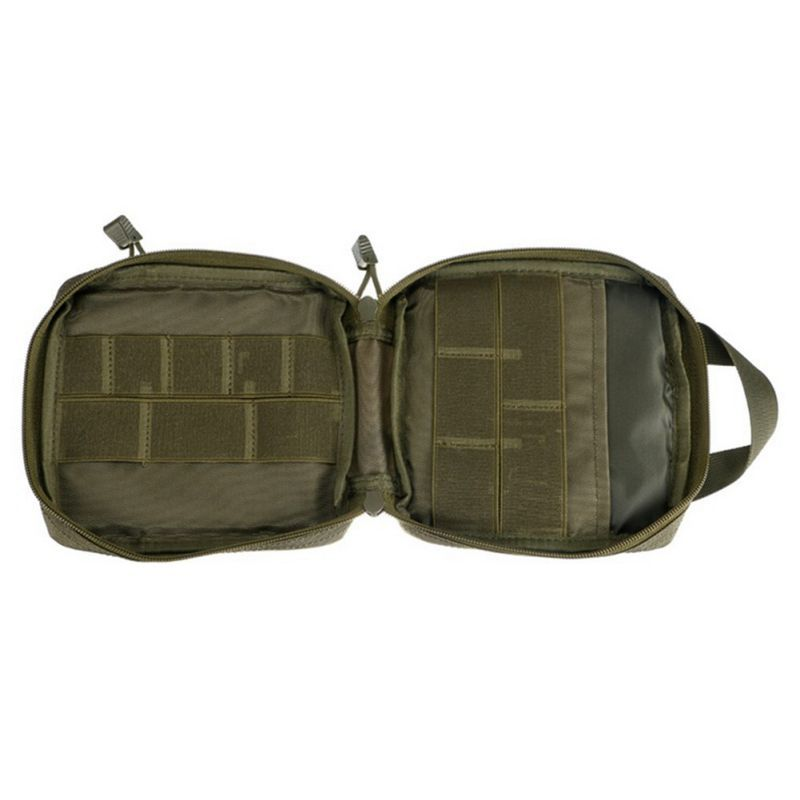 new military first aid kit belt edc pouch survival gear bag tactical multi medical kit