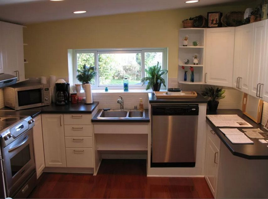 Accessible Kitchen Design Tips For Designing Your Accessible Kitchen  Here Are Several Of