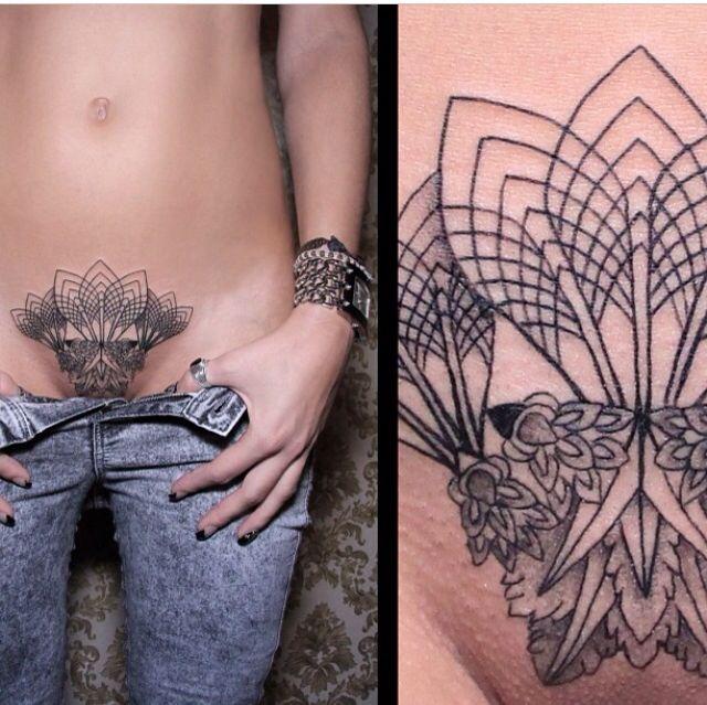 Vag tats tattoos pinterest tatting amazing tattoos for Vag tattoo pictures