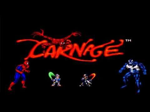 Spiderman And Venom Maximum Carnage Title Theme Megaman X3 Remix