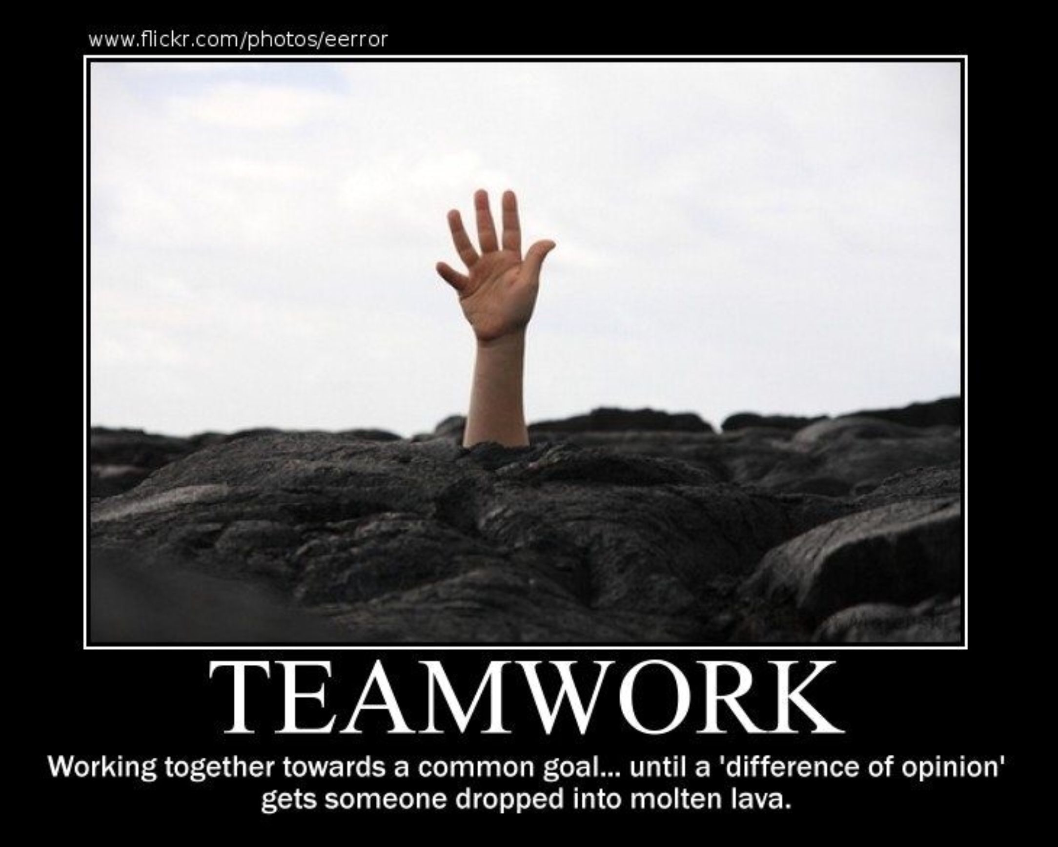 Positive Teamwork Quotes Funny 1