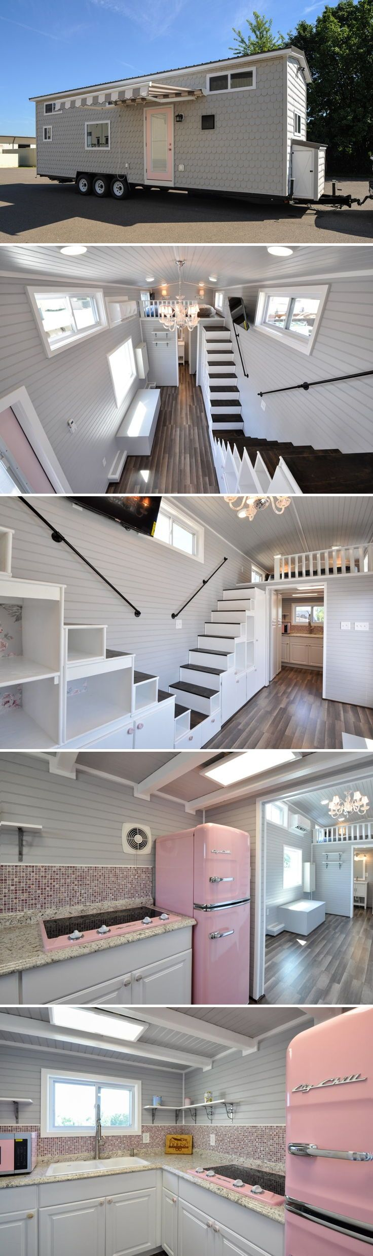 Getaway by Tiny House Building Company #tinyhome