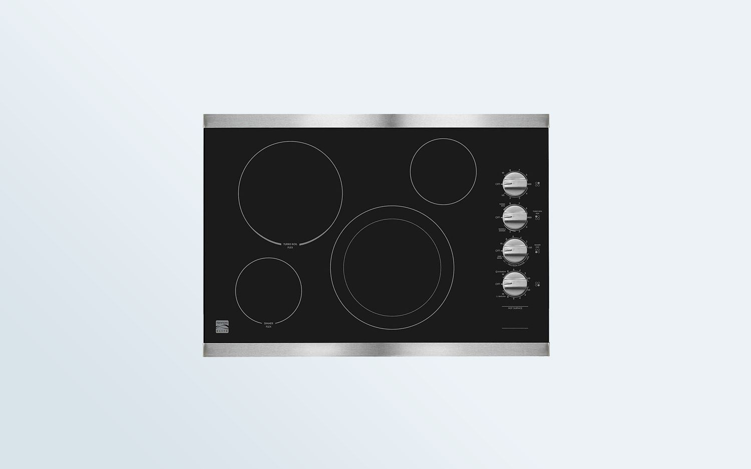 Best Electric Cooktops 2020 30 And 36 Inch Stove Tops With Downdraft Electric Cooktop Cooktop Electric Stove