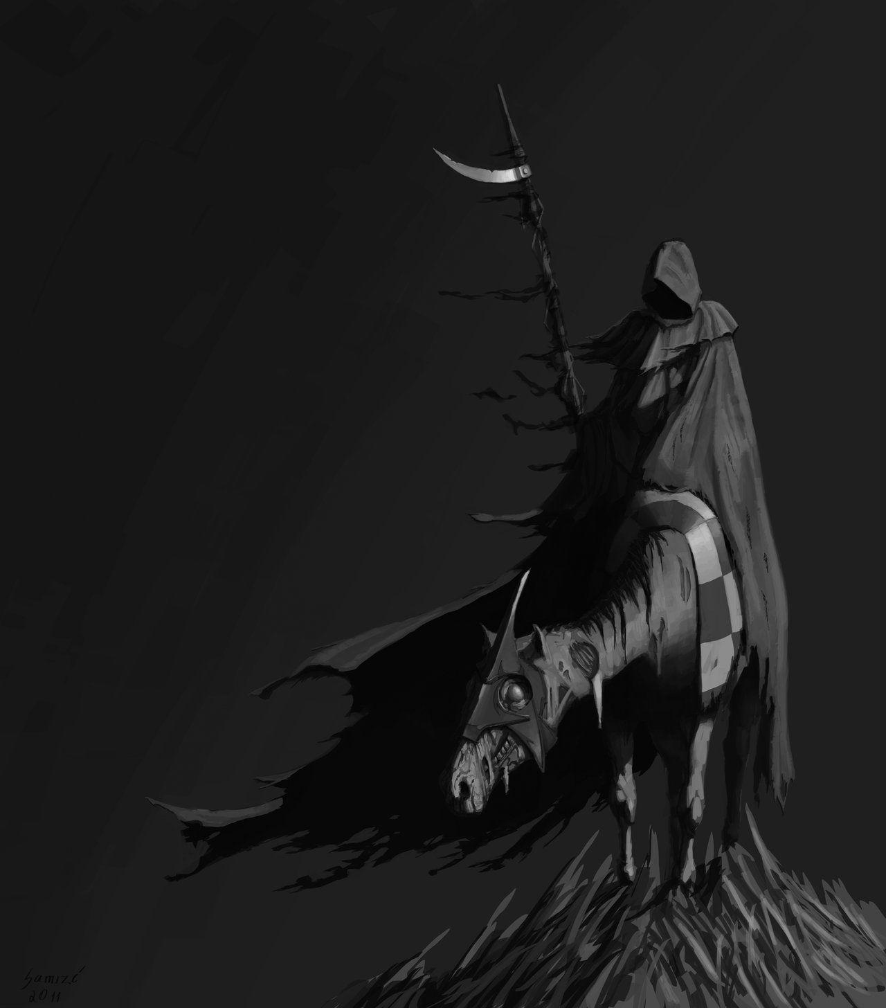 Necrorun Rider.