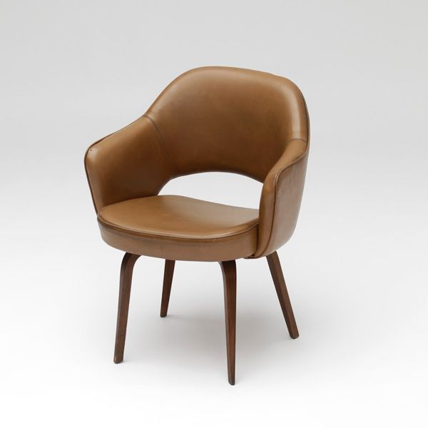 Perfect Saarinen Executive Armchair For Knoll De Coene