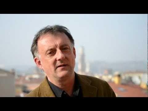Fabio Bussotti, intervento a Verona, marzo 2012.