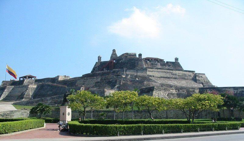 Castillo De San Felipe De Barajas Cartagena De Indias Colombia Cartagena De Indias Cartagena Castillos