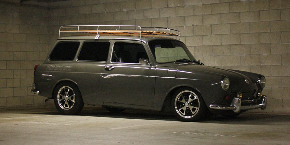 Vw Type 3 Squareback I Don T Care For The Roof Rack But