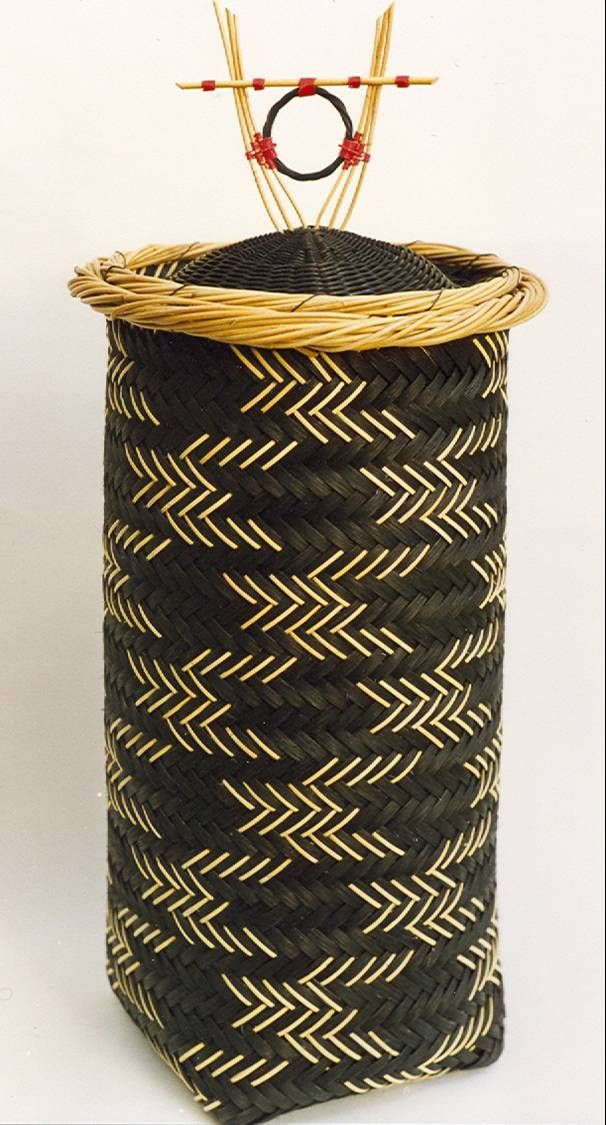 Wire Basket Weaving Techniques - Bing Images | Basketry | Pinterest ...
