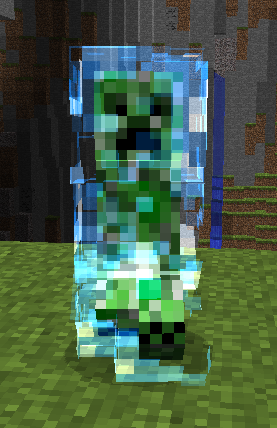Super Creeper This Is What Happens When A Creeper Gets Struck By Lightning Minecraft Skins Creeper Creepers Face Painting Easy