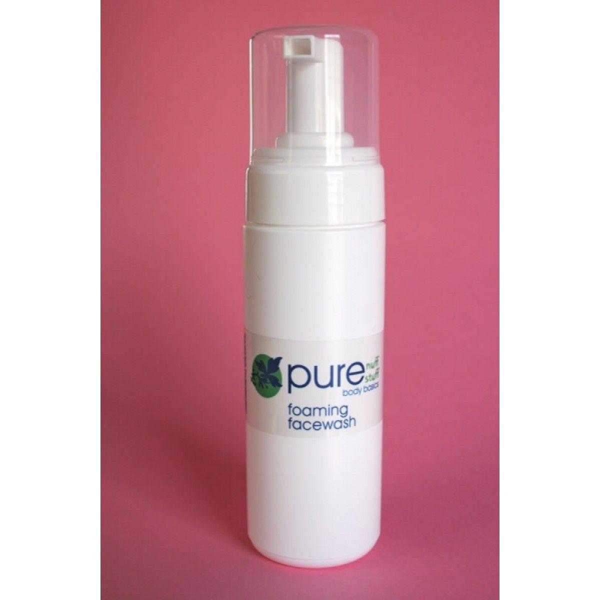 PNS Foaming Facewash Unscented (ongeparfumeerd)
