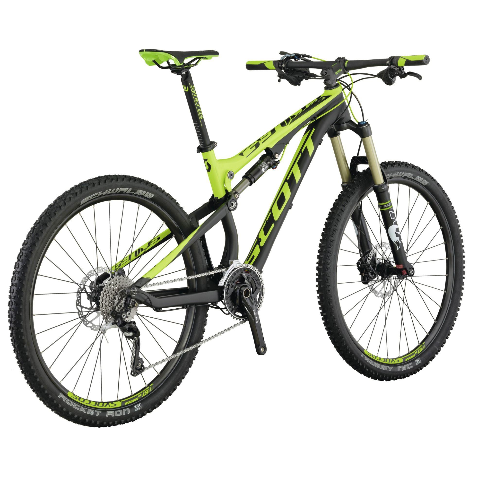 Scott Sports Scott Genius 740 Bike Ciclismo Bicicletas Esportes