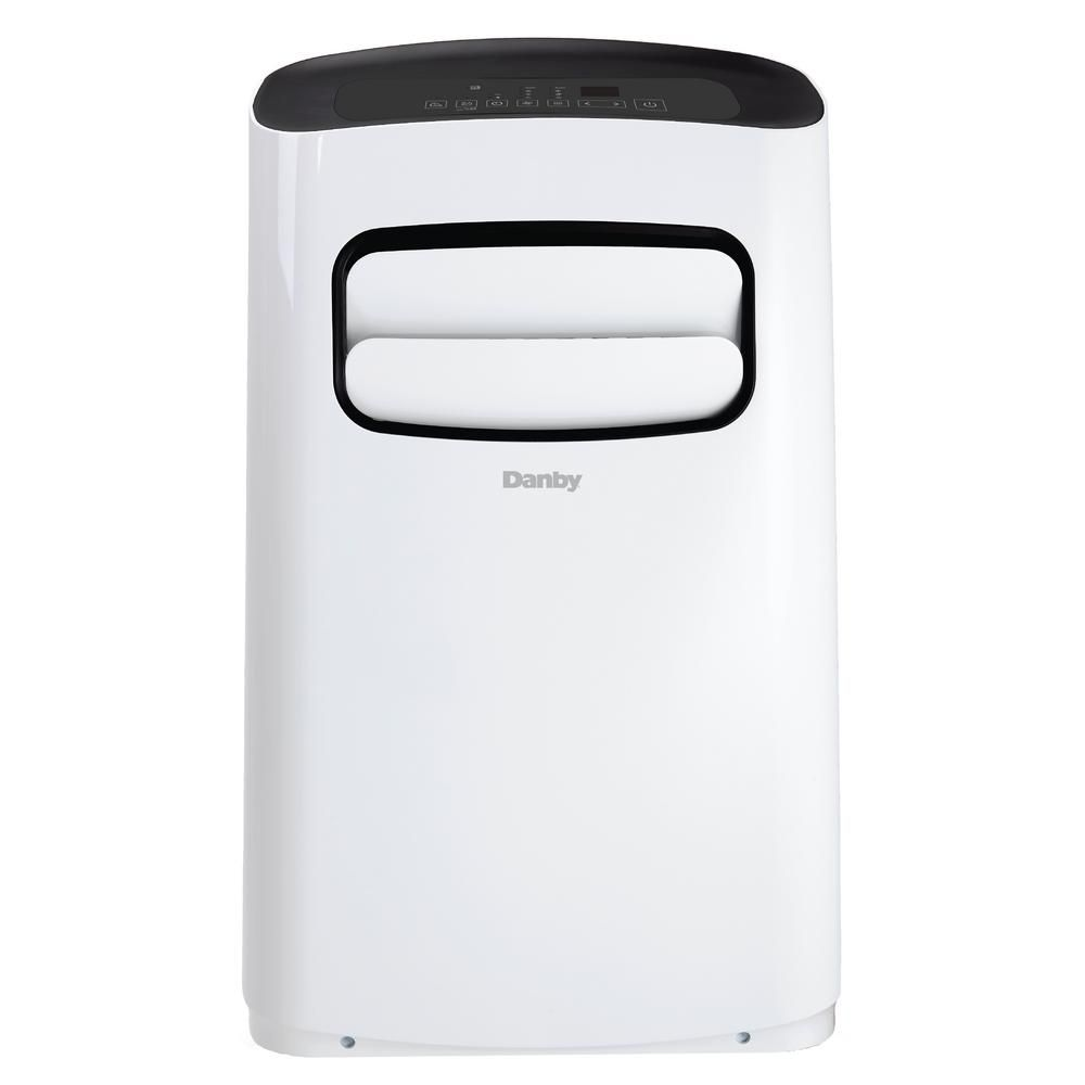 Danby 10000 Btu 5400 Doe Portable Air Conditioner With Dehumidifier And Remote Dpa100b6wdb Dehumidifiers Cool Rooms