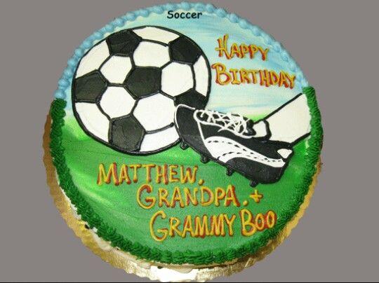 Soccer Cake Idea Soccer Cake Sports Birthday Cakes Soccer Birthday Cakes