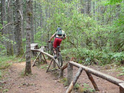 The Mud Blog Freeridin Black Rock Trails In Falls City Extreme Mountain Biking Mountain Bike Trails Falls City