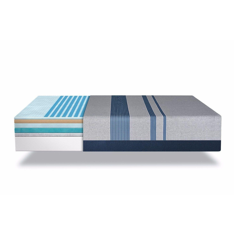serta icomfort blue max 3000 14 inch twin xl size gel memory foam