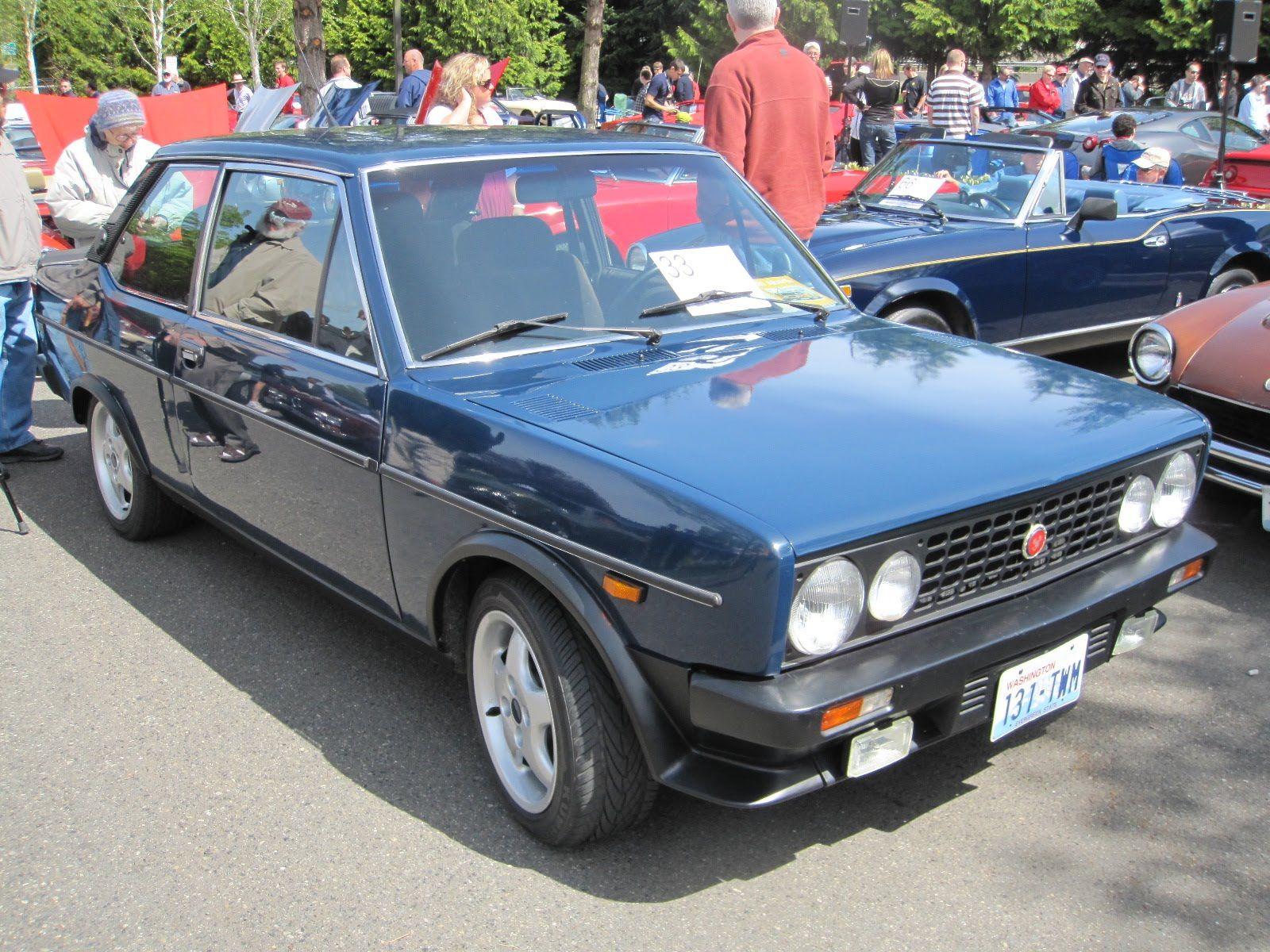 Fiat 131 Mirafiori Met Afbeeldingen