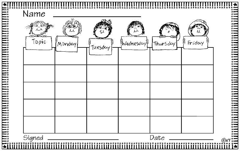 Расписание уроков на английском языке шаблоны распечатать