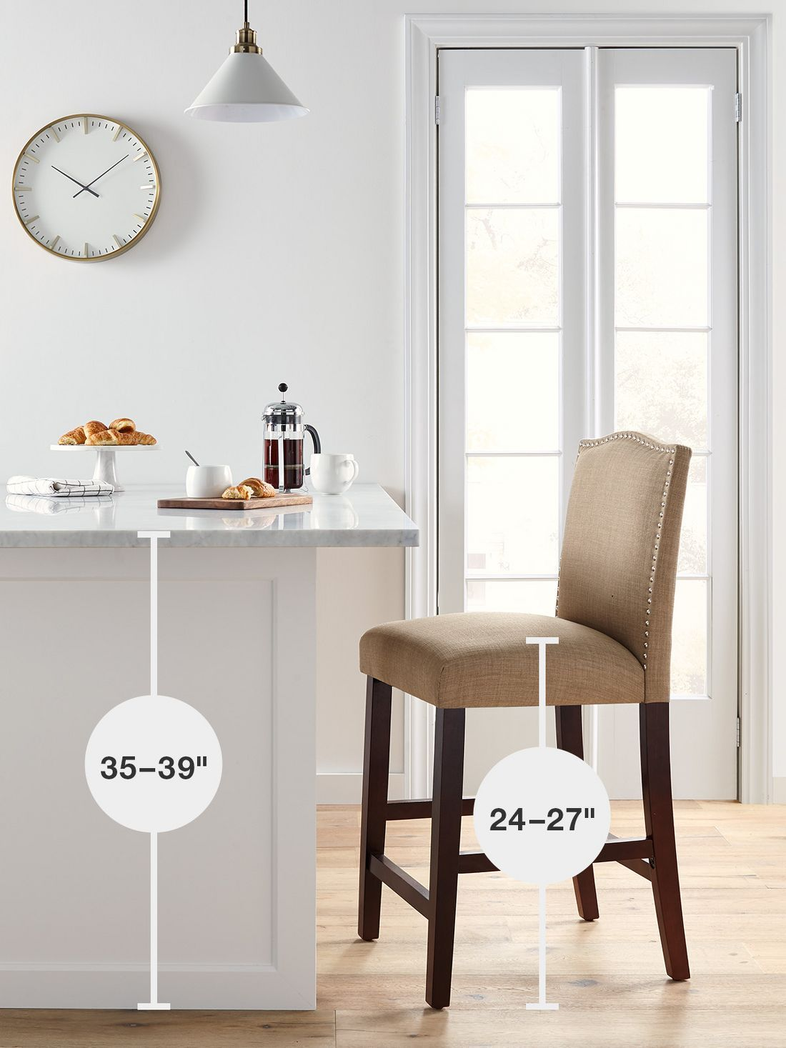 Sensational Shop Target For Bar Counter Stools You Will Love At Great Caraccident5 Cool Chair Designs And Ideas Caraccident5Info