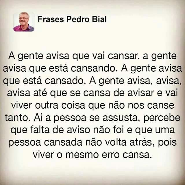 Cansa Mesmoooooo Mensagens Quotes Thoughts E Picture Quotes