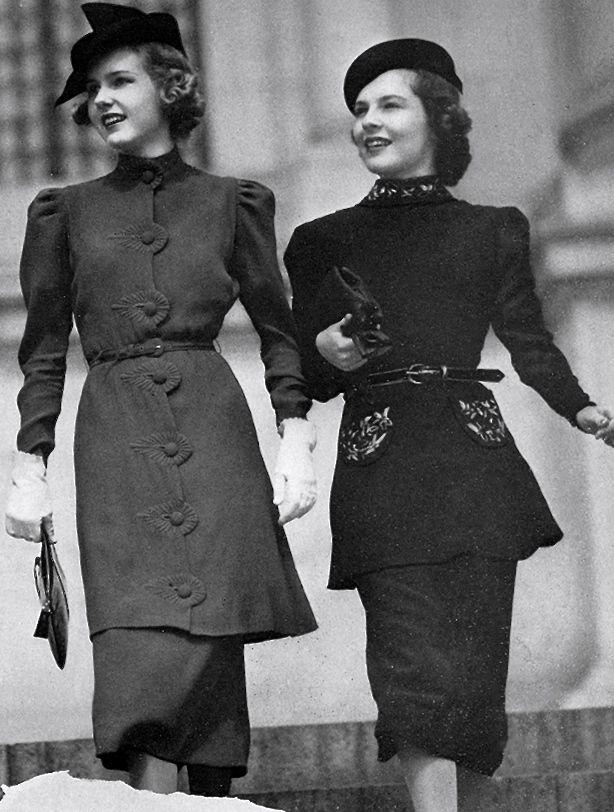 Pin By 1930s 1940s Women S Fashion On 1930s Ensembles 1930s Fashion Women 1930s Fashion Fashion