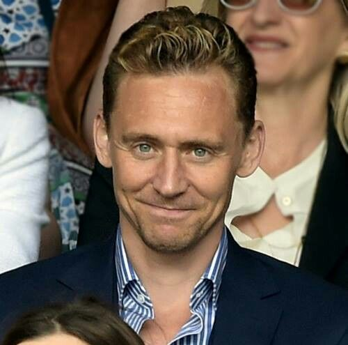 Tom Hiddleston - Wimbledon 2015