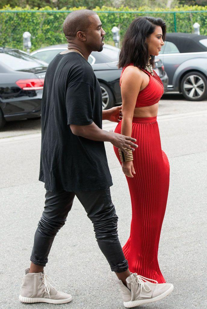 Adidas Kanye West Boost