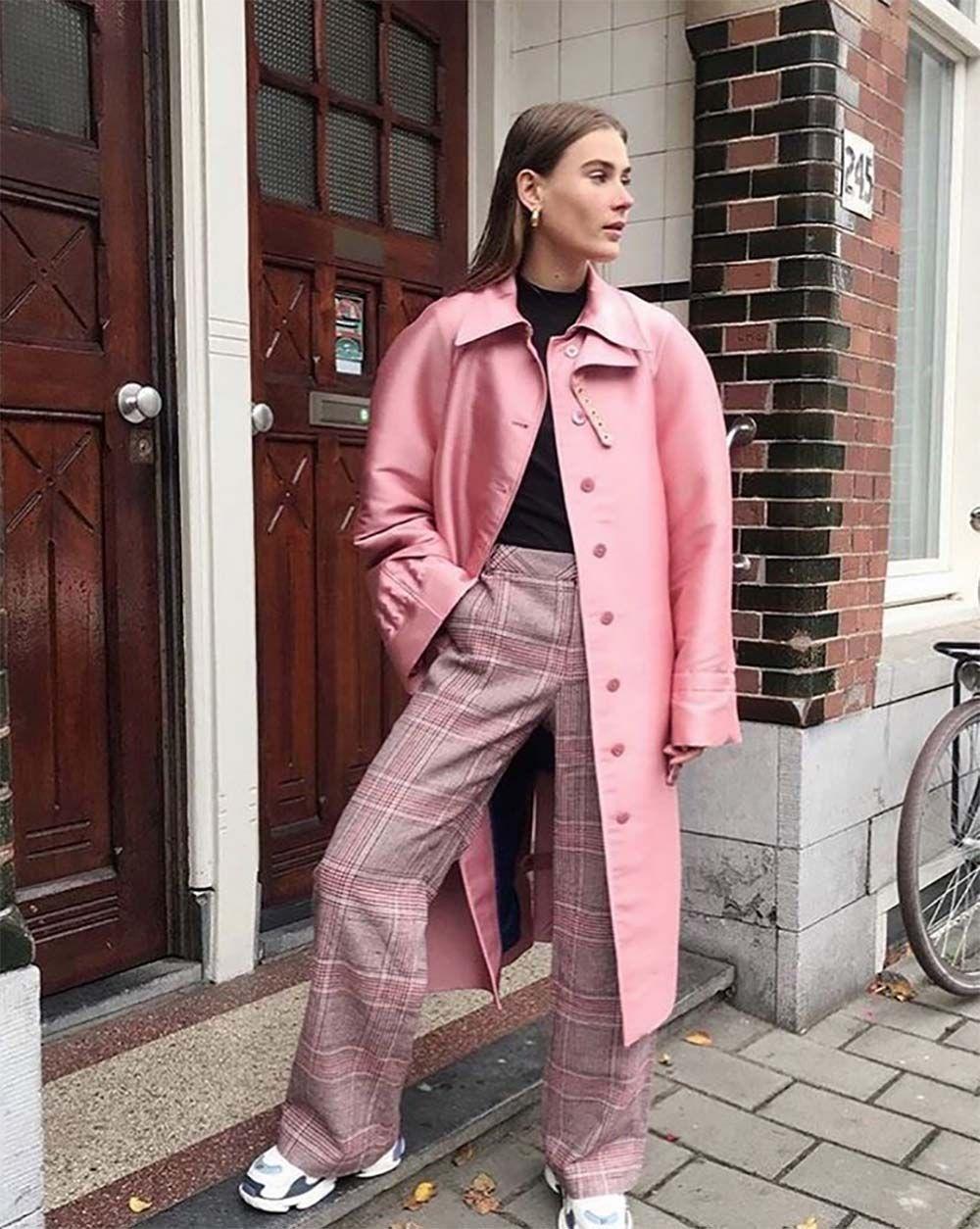 Scandinavian Clothing Brands Top 10 Modern Minimal Pink Outfits Fashion Scandinavian Fashion