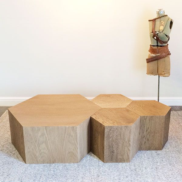 Custom Tables Desks Geometric Table Modular Coffee Table