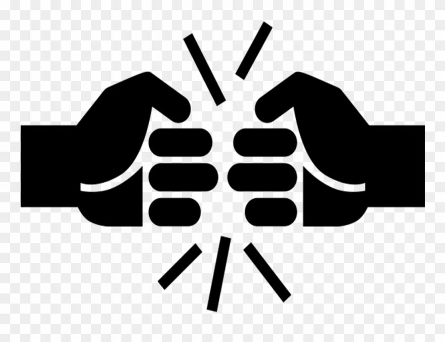 Download Hd Business Directory Fist Bump Icon Png Clipart And Use The Free Clipart For Your Creative Project Clip Art Fist Bump Fist