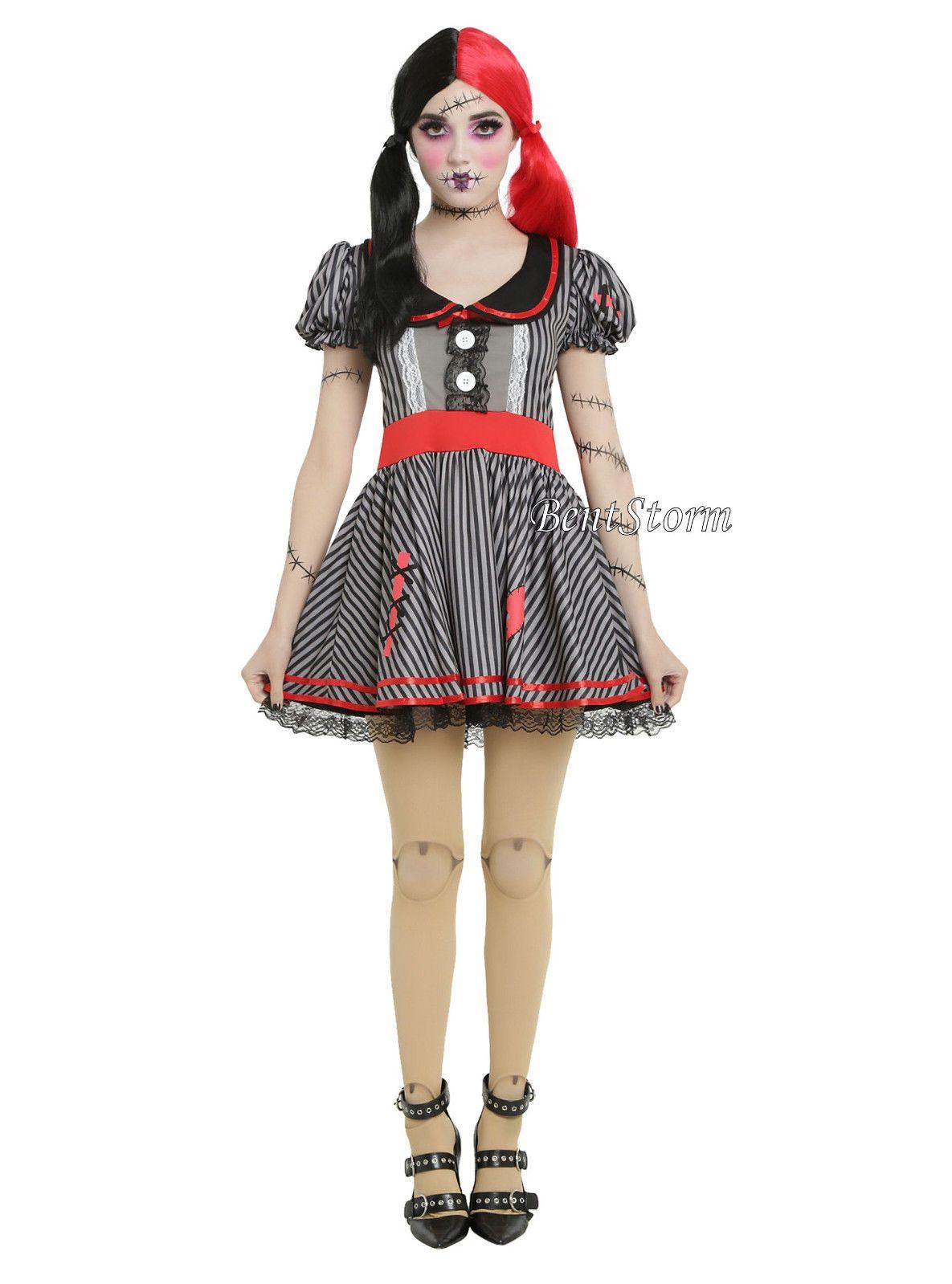 Windup doll costume halloween pinterest