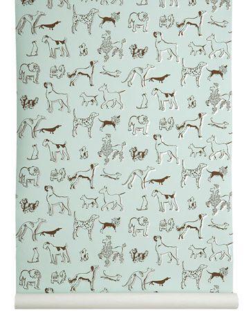 Dog wallpaper on pinterest red wallpaper mobile pet for Show home wallpaper uk