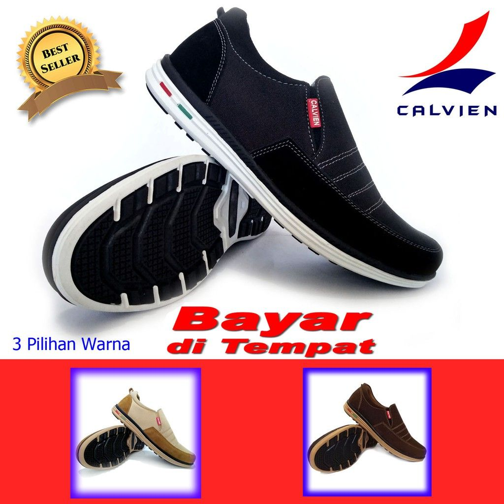 Pin Oleh Calvien Shop Di Sepatu Pria Sepatu Pria Sepatu Pria