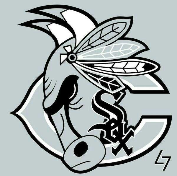 Chicago bulls blackhawks white sox bears sports mixed chicago bulls blackhawks white sox bears voltagebd Gallery