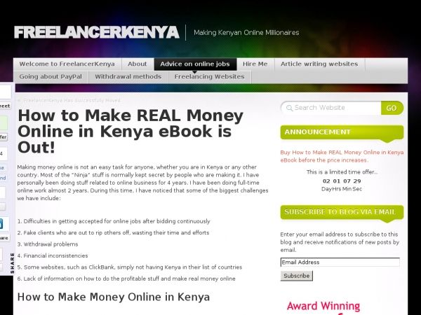 How To Make Money With Uber In Kenya