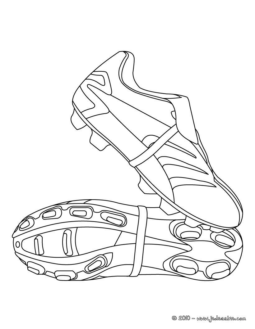 Inspiration Colo Coloriage De Foot