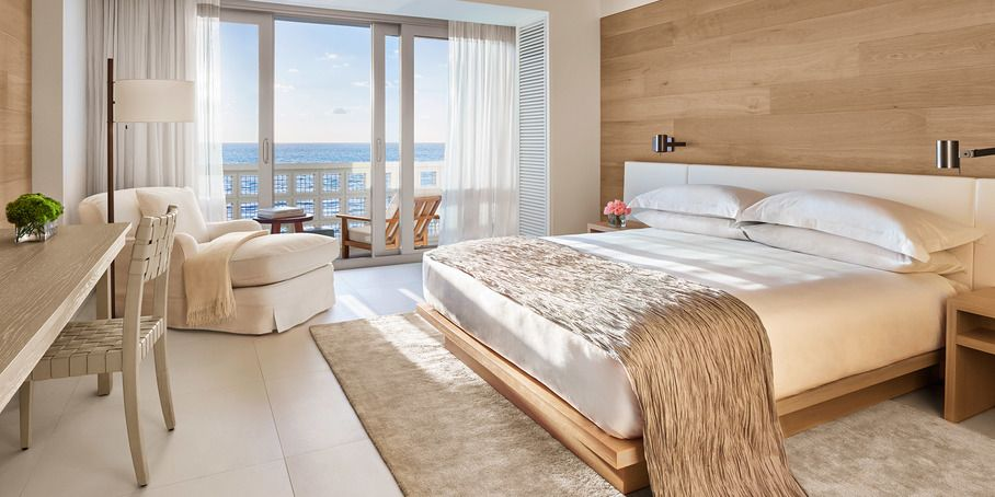 The Miami Beach Edition Luxury Boutique Hotel In Experience Nap At Spa