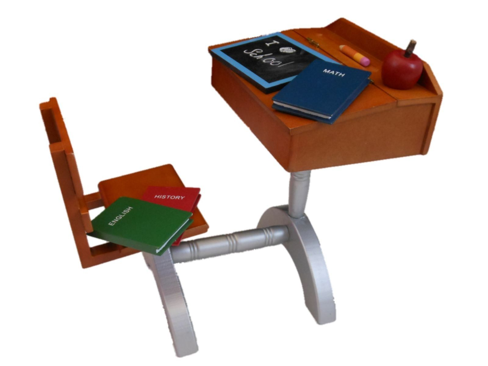 Amazing Value And Quality Our 1930s School Desk Sized Perfectly