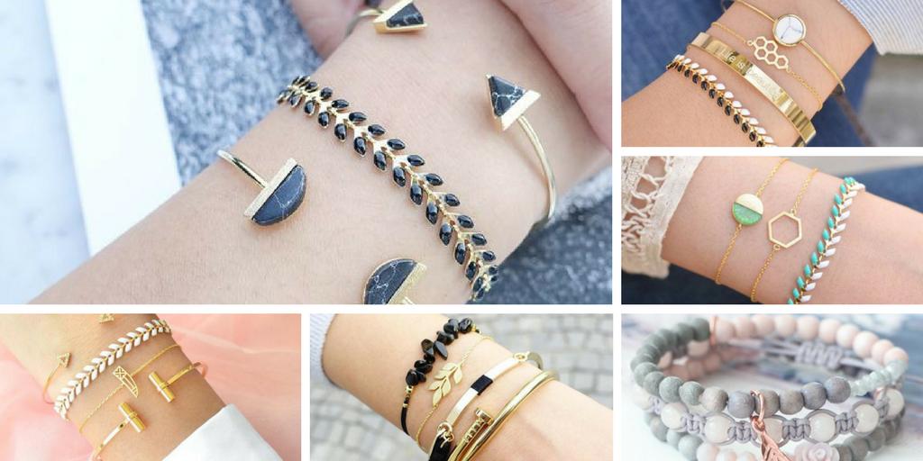 Fashion trend: 30 The most beautiful ladies bracelets
