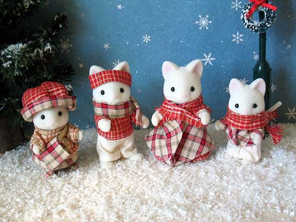 how to make sylvanian families clothes