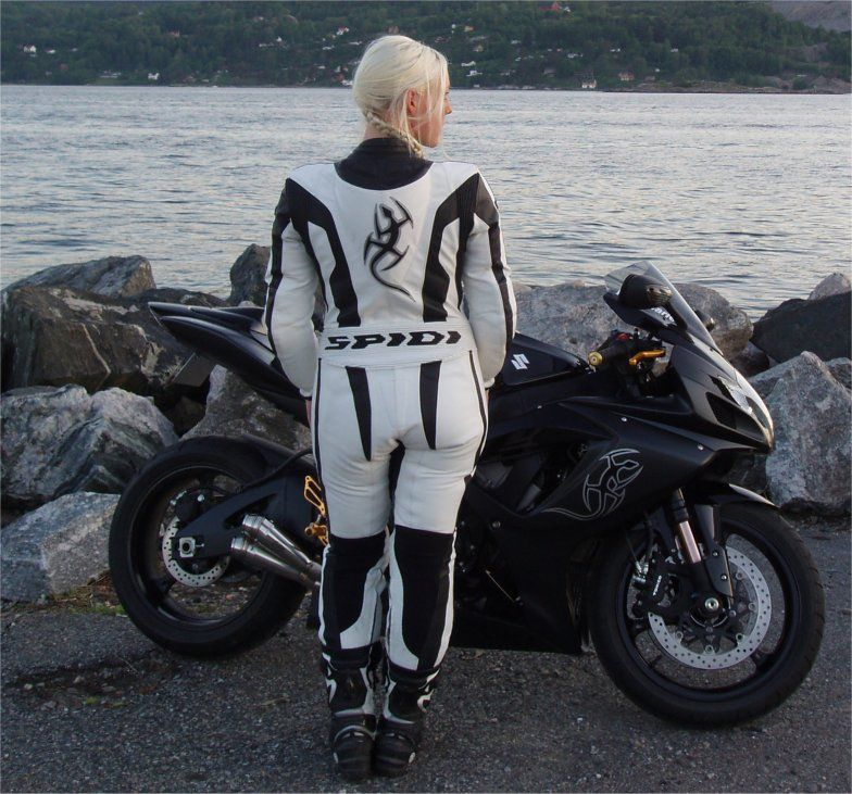 Motorcycle Women Girl Riding Motorcycle Motorcycle Women Women
